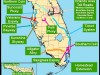 Kostenpflichtige Turnpikes in Florida: SunPass/E-PASS