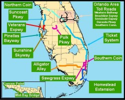 Toll-Roads in Florida