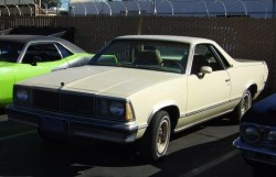 For Sale: 1980 Chevrolet El Camino